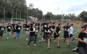 Porto-Vecchio : jour de cross au collège Léon Boujot