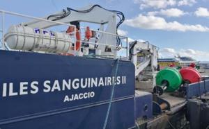 Rhodanus :  nombreuses opérations de sécurisation à Cala Longa