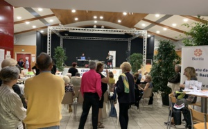 Bastia : Un nouveau succès pour I Capi Bianchi, le salon pour bien vieillir