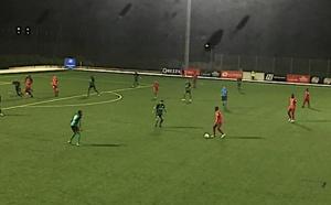 Le  FCBB rejoint en seconde période à Toulon (2-2)