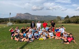 Rugby : Succès des stages vacances du RC Ajaccio