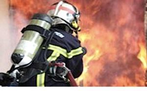 Le feu dans une cage d'escaliers  d'un immeuble de Bastia : 5 personnes incommodées