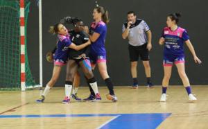 Handball : Le HCA remporte le derby féminin