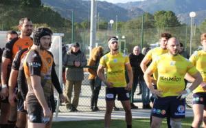 Rugby 1ere série : Troisième victoire d'Isula XV