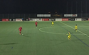Football National 1 : Black friday pour le FCBB, battu par le leader Pau