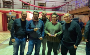 Belote contrée : Succès de la Cuntrata à Ribba