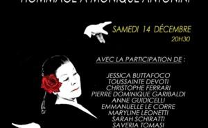 Biguglia: le bel hommage des clubs de danse à Monique Antonini