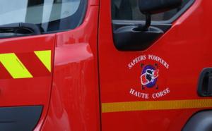 Bastia : un accident de la circulation fait un blessé