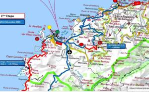 115 concurrents au départ  du 22e Rallye automobile de Balagne