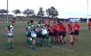 Rugby-1ere série : le RC Lucciana domine Lerins (39-15)