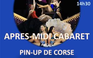 « Après-midi Cabaret », dimanche 19 janvier à Calvi avec la Ligue contre le cancer