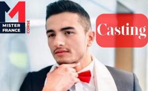 Les inscriptions pour Mister France Corse sont ouvertes
