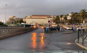 Le tunnel de Bastia fermé après un accident de la circulation