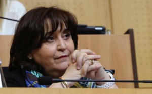 Catherine Cognetti, conseillère territoriale du groupe Andà per Dumane. Photo Michel Luccioni.