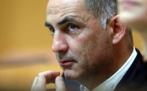 Gilles Simeoni, président du Conseil exécutif de l'Assemblée de Corse. Photo Michel Luccioni.
