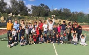 Tennis : Pour tous les goûts au Prunellu