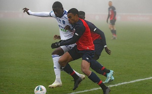 Le Sporting s'impose à Drancy (1-2)