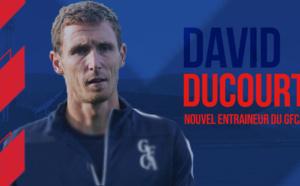 David Ducourtioux prend la suite de Ciccolini au GFCA
