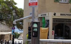 Calvi : Stationnement gratuit jusqu'au 15 juin