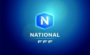 Football : Le calendrier du championnat National 1