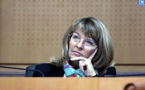Bianca Fazi, conseillère exécutive en charge de la santé à la Collectivité de Corse et médecin ugentiste à l'hôpital d'Ajaccio. Photo Michel Luccioni