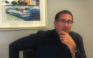 Louis Pozzo di Borgo, président de la Communauté d'agglomération de Bastia, conseiller territorial du groupe Femu a Corsica et adjoint au maire de Furiani.