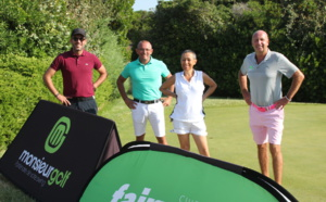 Golf à Sperone : succès de la compétition M. Golf