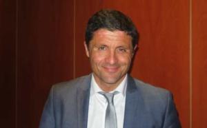 Jean-Félix Acquaviva, député de la 2ème circonscription de Haute-Corse, membre du groupe parlementaire Libertés & territoires, président du Comité de massif de Corse et membre de l'ANEM (Association nationale des élus de la montagne). Photo CNI.