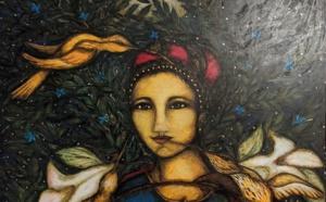 Bastia : La collection de toiles de Jean Larralde en expo
