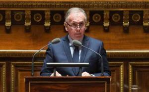 Jean-Jacques Panunzi, sénateur de Corse du Sud.
