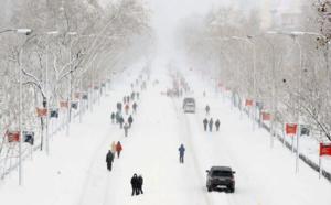 INSOLITE - Cindy, des eaux limpides de Scandola à la neige de Madrid !
