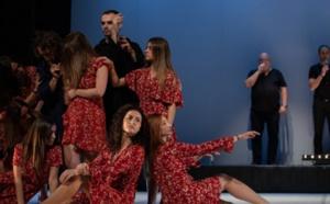 """Ritrattu : une adaptation chorégraphique audacieuse du roman de Jérôme Ferrari """"À son image"""""""
