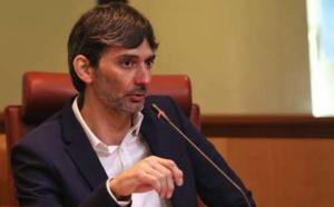 Julien Paolini, maire de Pietrosu et conseiller territorial de Femu a Corsica.