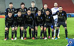 Le Sporting tenu en échec à Sète (0-0)