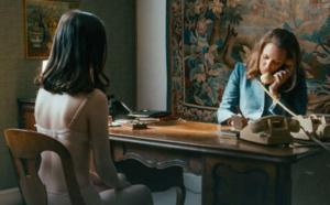 Lia O'Prey face à Karole Rocher dans « Madame Claude » ©Netflix