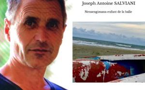 Nensengimana enfant de la balle, le nouveau roman de Joseph-Antoine Salviani