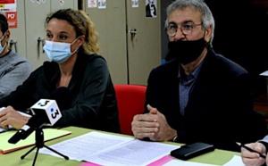 Anissa Flore Amziane et Michel Stefani (Archives CNI)