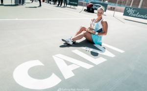 La Russe Valéria Savinykh  nouvelle reine du 2e Ladies Open de Calvi – Eaux de Zilia