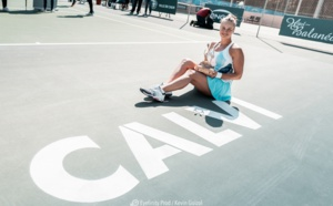 Valéria  Savinykh reine de Calvi (Photos Eyefinity Prod/Kevin Guizol