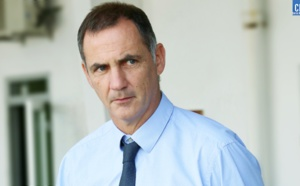 Gilles Simeoni, président du Conseil exécutif de la Collectivité de Corse et leader de Femu a Corsica, candidat à sa propre succession à l'élection territoriale des 20 et 27 juin. Photo Michel Luccioni.