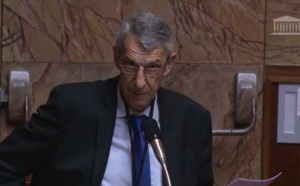 Michel Castellani, député de Bastia, membre du groupe parlementaire Libertés & Territoires.