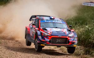 Rallye WRC Sardaigne : le Porto-Vecchiais Loubet perd ses freins en fin de journée