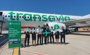 Décollage réussi pour Transavia à Figari