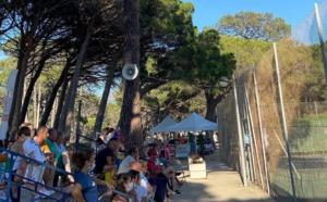 Championnats de Corse de tennis à Calvi : en place pour les finales