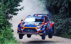Rallye d'Estonie : Loubet maintient sa septième place