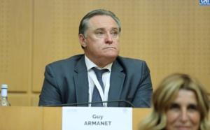 Guy Armanet, nouveau conseiller exécutif et nouveau président de l'Office de l'environnement de la Corse (OEC). Photo Michel Luccioni.