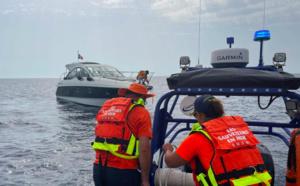 Campomoro : les sauveteurs en mer secourent dix plaisanciers