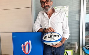 Jean-Simon Savelli, président de la ligue corse de rugby, nourrit beaucoup d'espoir pour le ballon ovale insulaire. Crédits Photo : Pierre-Manuel Pescetti