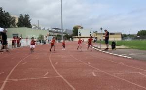 Athlétisme : l'AJB et le minime Kamel El Azouzi en forme