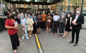 Elus et staff culturel de la mairie de Bastia ont présenté mardi soir une partie de la saison 2021/2022